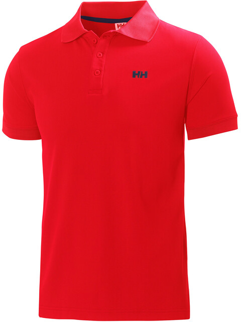 Helly Hansen Driftline t-shirt Heren rood
